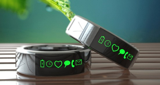 Mysterious smart ring project gives smartwatches the finger