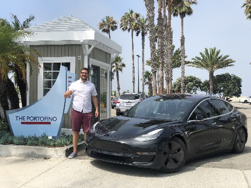 The electric vehicle Cannonball Run record was broken twice in one month