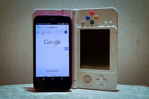 Why you should want a Nintendo Android console
