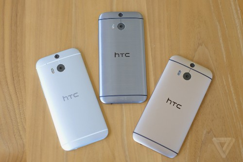 HTC's M9 flagship phone reportedly coming in March alongside smartwatch