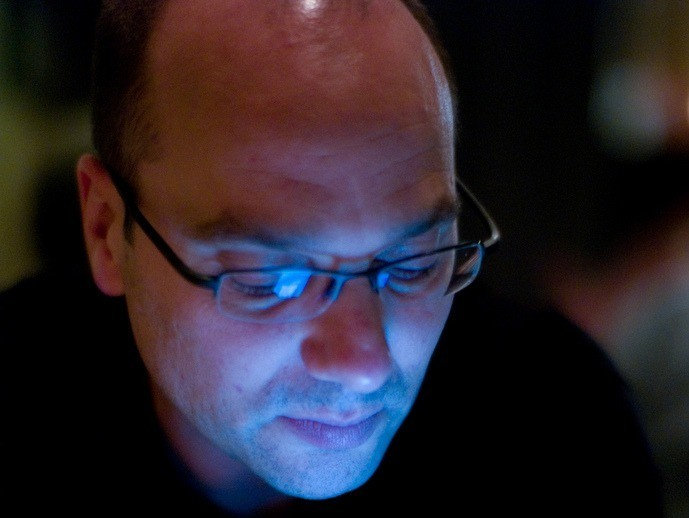Android founder Andy Rubin's secret Google project: building real robots