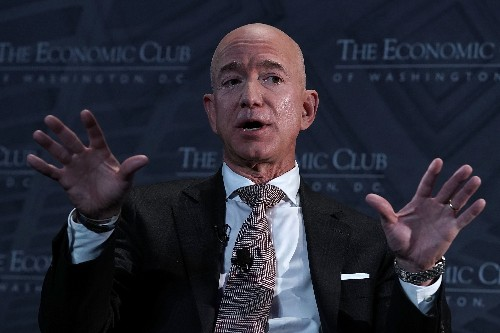 Why Jeff Bezos's $100 million donation to food banks won't satisfy his critics