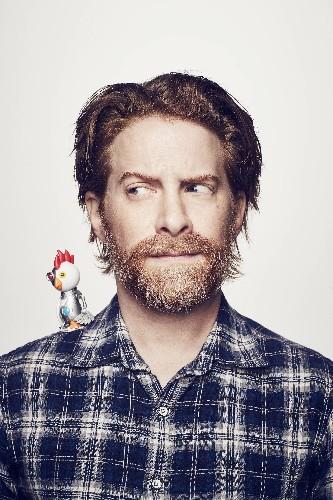 Seth Green made Robot Chicken, then Robot Chicken made Seth Green