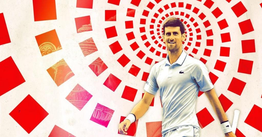Novak Djokovic's Lovely, Victorious Crisis