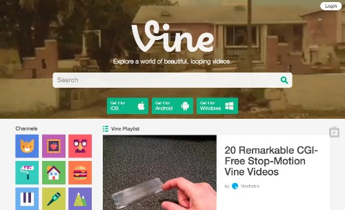 Vine website update makes it the YouTube of six-second videos