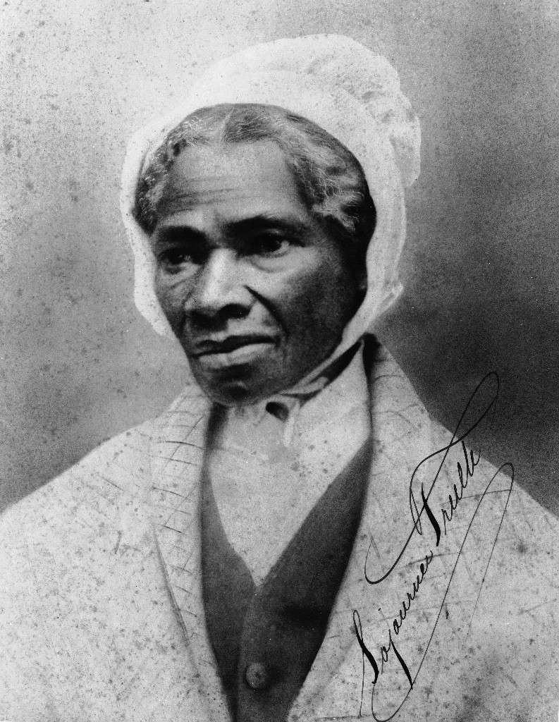 Sojourner Truth - cover