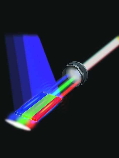 Engineers create world's first white laser beam