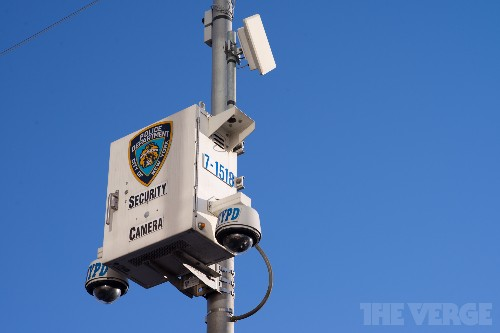 Privacy is 'off the table' in a 'post-9/11 world,' says New York City police chief