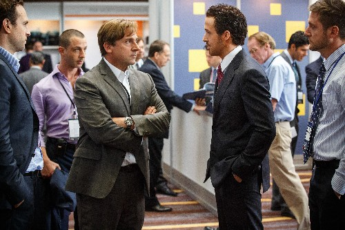 The Big Short is The Wolf of Wall Street with a conscience