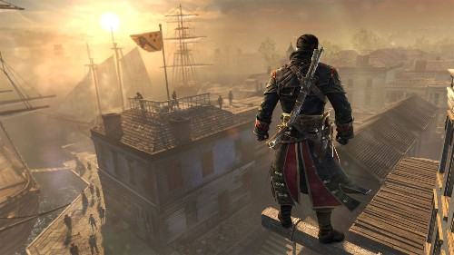 Assassin's Creed Rogue coming to PC early 2015