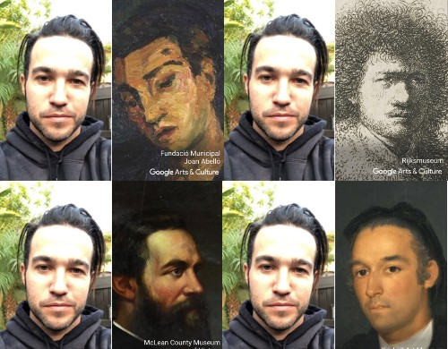 Google's art app is now top of iOS and Android download charts thanks to its viral selfies