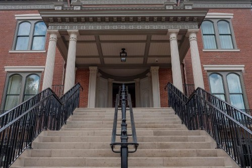 Take a look inside the Governor's Mansion after its $15 million renovation