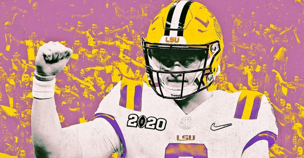 LSU Is the National Champion and Joe Burrow's Legend Will Live Forever