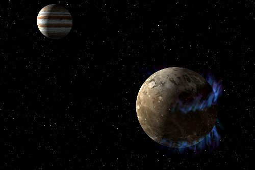 NASA confirms there's an ocean on Jupiter's moon Ganymede