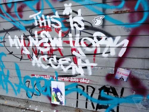 Banksy hits New York City, but the city hits back