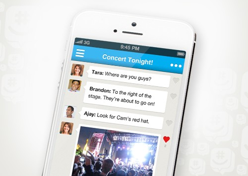 GroupMe updated with video sharing and new design for iOS 7