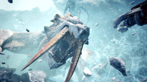 Iceborne is exactly what Monster Hunter World needed