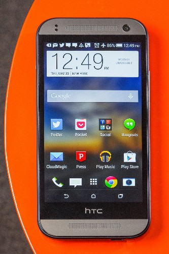HTC One mini 2 review: average by design