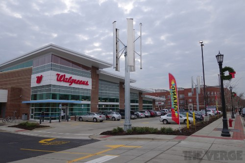 Off the grid: Walgreens opens self-powered pharmacy of the future