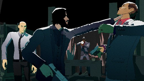 John Wick Hex turns you into a cold, calculated killer