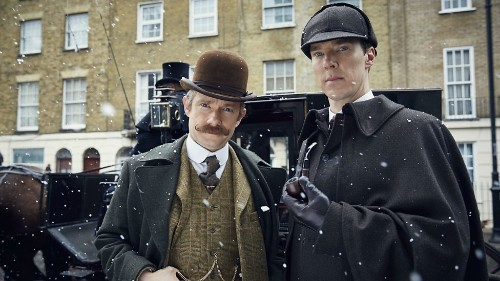 In Sherlock: The Abominable Bride, Holmes is the worst kind of superhero