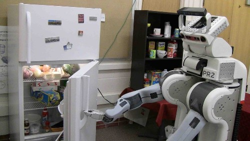 Precognitive robot knows you need help before you do