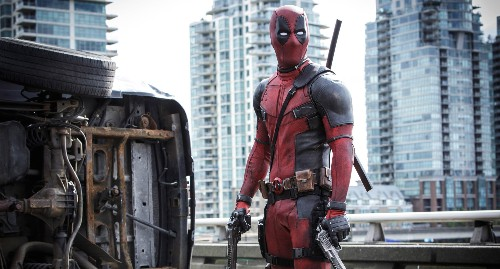 Deadpool is officially the highest-grossing R-rated movie ever