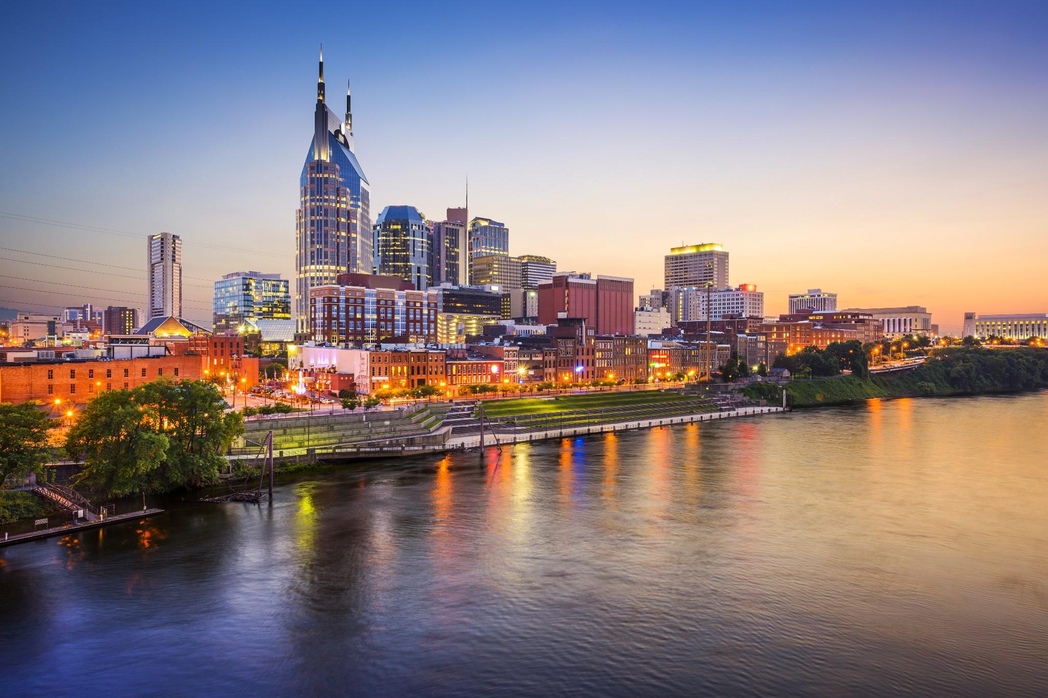 Nashville  - cover
