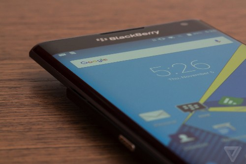 Nine things I know about the new BlackBerry Priv
