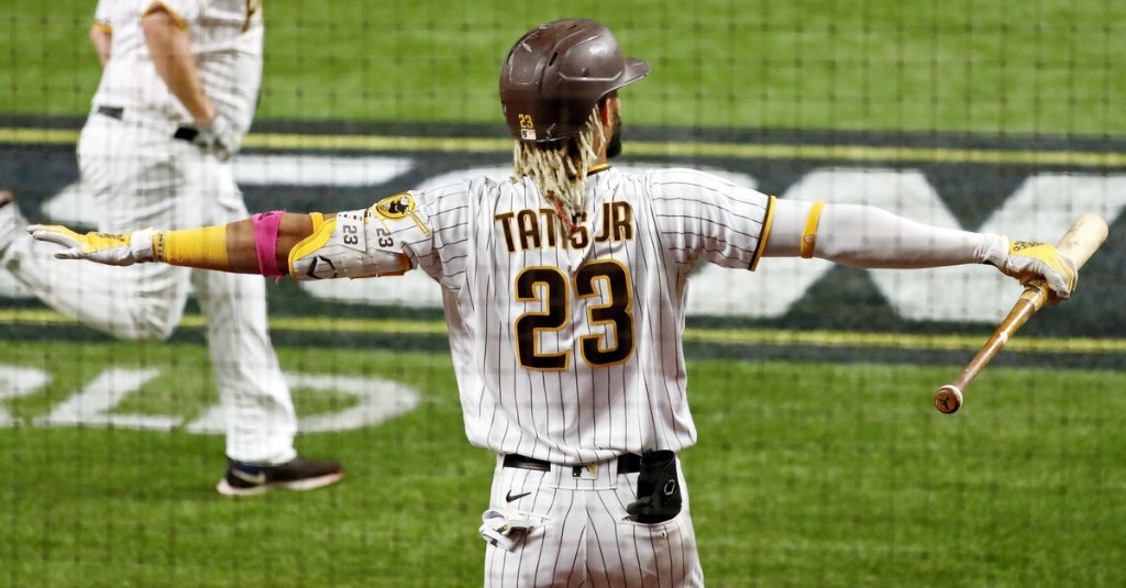 Will the Padres extend Fernando Tatis Jr. this offseason?