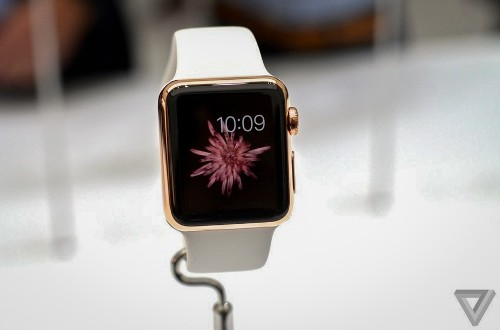 Apple's luxury watch dream is over