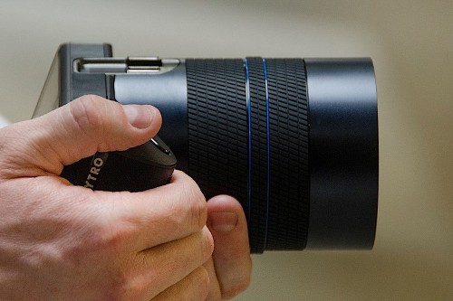 Meet the Illum, Lytro's futuristic new light-field camera