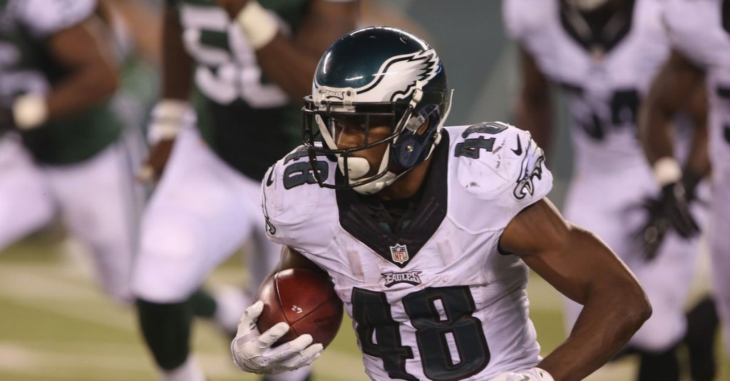 Should the Eagles trade for Raheem Mostert?