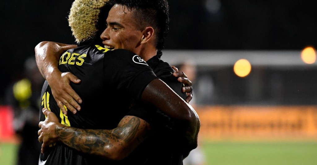 Ranking the Crew's goals from the MLS is Back Tournament