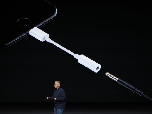 The iPhone headphone dongle is Apple's top accessory at Best Buy