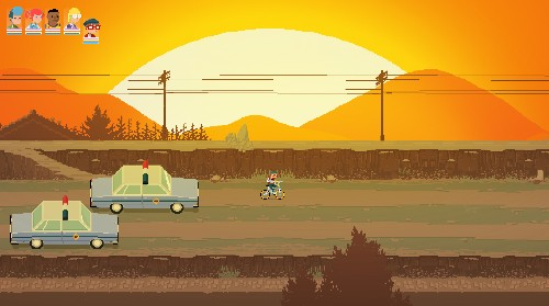 This game will remind you why the '80s were awesome