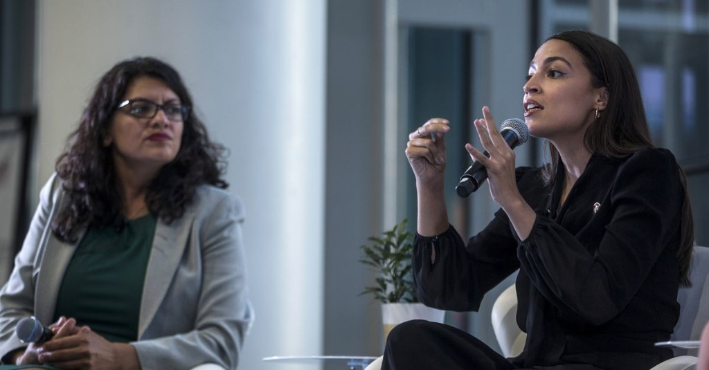 Exclusive: Rashida Tlaib and AOC have a proposal for a fairer, greener financial system — public banking