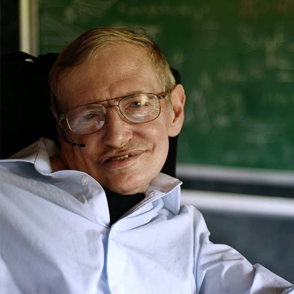 Stephen Hawking joins Facebook, promises to share work toward 'what makes the universe exist'