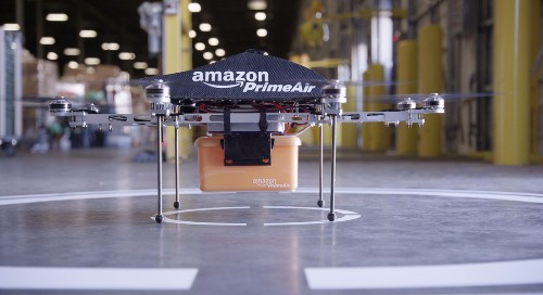 Drones could make Amazon's dream of free delivery profitable
