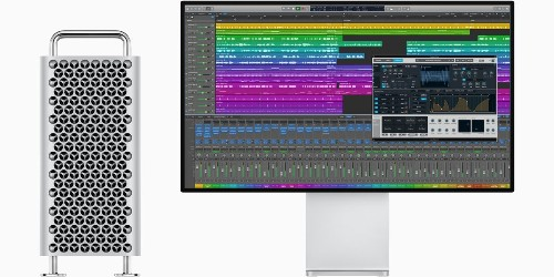 Apple's Logic Pro X update shows off just how powerful the new Mac Pro is