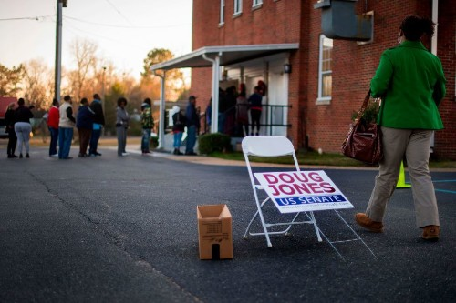 The Alabama election is the latest example of the political power of black women