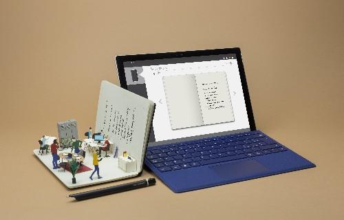 Moleskine's Smart Writing Set digitizes your notes for Windows 10
