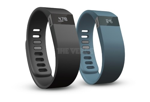 This is the Fitbit Force, a smarter fitness tracking watch