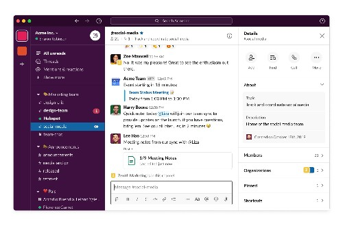 Slack unveils its biggest redesign yet