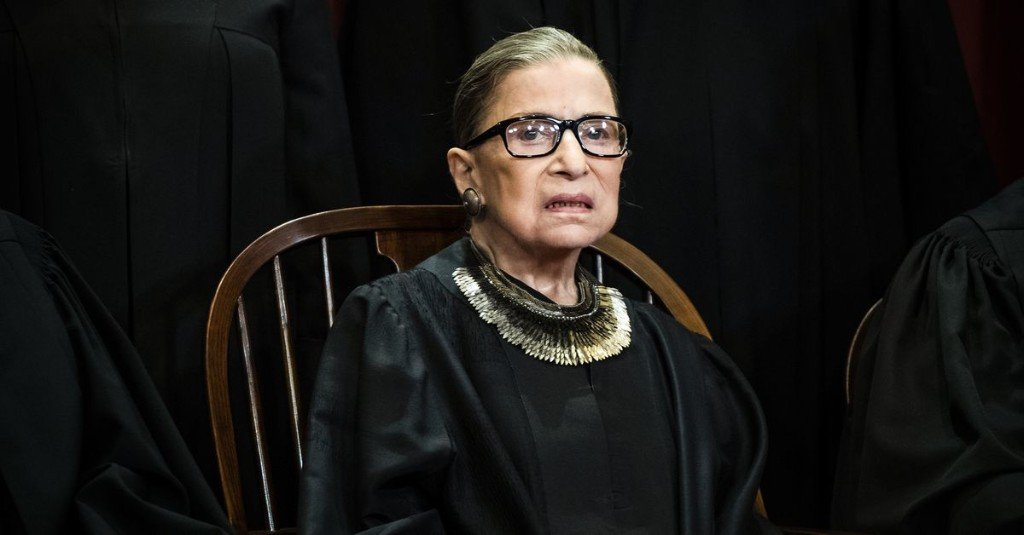 What Ruth Bader Ginsburg meant to American women