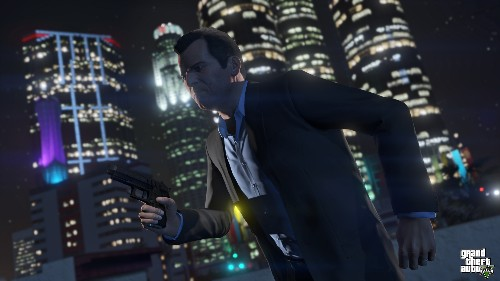 GTA V's in-game video editor is coming to PS4 and Xbox One