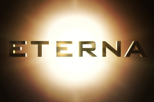 'Eterna' is a six minute monument to Hollywood's sound and fury