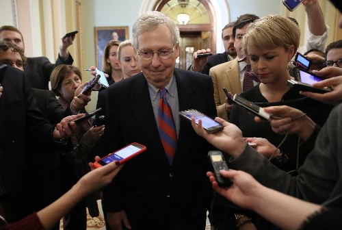 Why Mitch McConnell is holding a vote on the Green New Deal