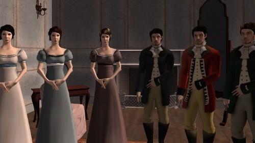 Jane Austen MMO gets funding, promises 18th century delights