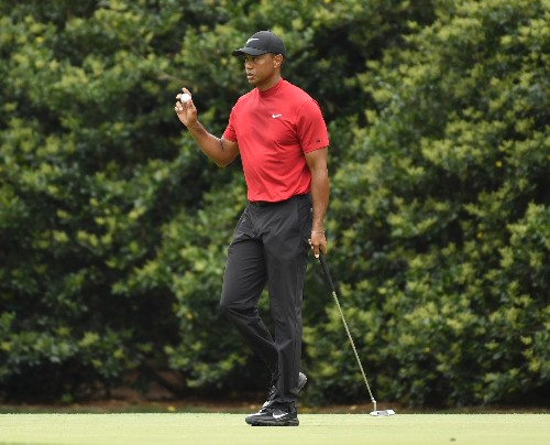 Sports bettor wins record $1.2 million thanks to Tiger Woods' Masters win